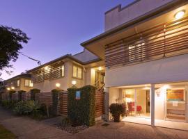 Brisbane Street Studios, serviced apartment in Brisbane