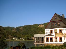 Weinhotel Landsknecht, Hotel in Sankt Goar