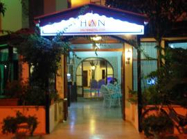 Han Dalyan Hotel, hôtel à Dalyan