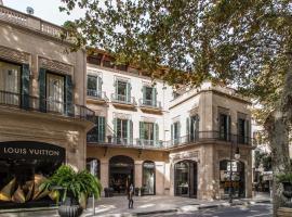 Boutique Hotel Can Alomar, hotel en Palma de Mallorca