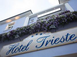 Hotel Trieste, hôtel à Cesenatico