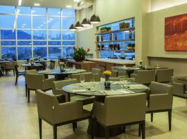 BH Raja Hotel, hotel em Belo Horizonte