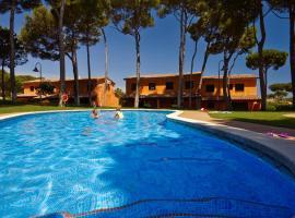 Casas Golf Relax, villa in Pals