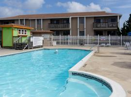 Sea Scape Beach and Golf Villas by Capital Vacations, beach hotel in Kitty Hawk