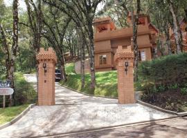 Pousada do Castelo, hotel em Monte Verde