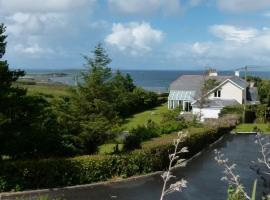Ocean Lodge B&B, bed & breakfast a Renvyle