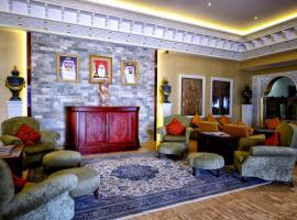 Sharjah International Airport Hotel, hotel in Sharjah