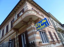 Hotel Ely, отель в Виареджо
