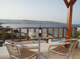 Bay View Apartments, pet-friendly hotel in Sitia