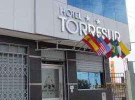 Hotel Torresur Tacna, hotel en Tacna