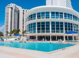 Collins Apartments by Design Suites, apart-hotel em Miami Beach