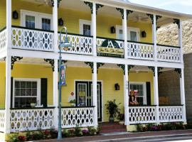 Inn on the Avenue, vacation rental in New Smyrna Beach
