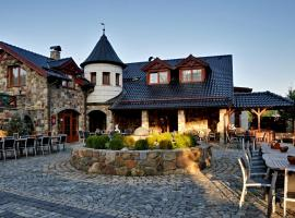 Zámeček Kaliště, hotel in Poddubí