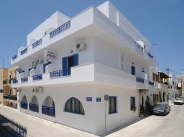 Hotel Zeus, отель в Наксосе