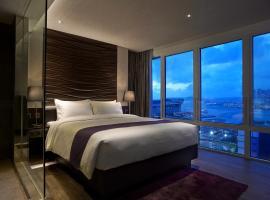Gloucester Hotel, hotel in Hong Kong