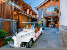 LUX* Tea Horse Road Lijiang, hotel in Lijiang