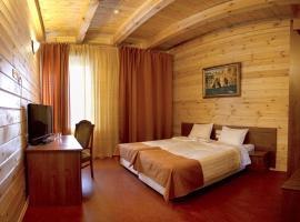 Sanatory Nekhama, hotel with jacuzzis in Kazan