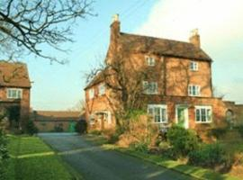 Ingon Bank Farm Bed And Breakfast, hotel near Walton Hall, Stratford-upon-Avon