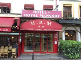 Hotel Royal Mansart