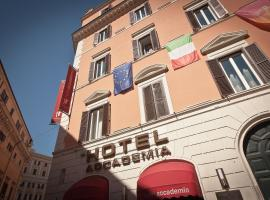 Hotel Accademia, hotel in zona Piazza Navona, Roma