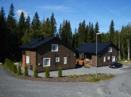 Himos Villa Nummenranta 1, hotel in Jämsä