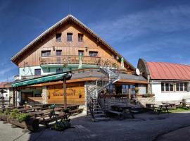 Šumava Inn, hotel v Kvildě