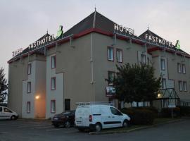Fasthotel Montereau - Esmans, hotel in Esmans