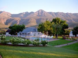 Swartberg Country Manor, hotel near Cango Caves, Matjiesrivier