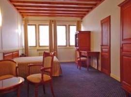 Hôtel Losset, hotel Flagey-Échézeaux városában