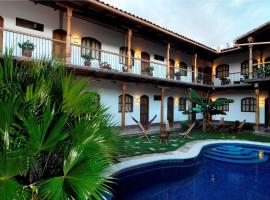 Hotel Patio del Malinche, hotel in Granada