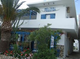 Meltemi Pension, ξενοδοχείο στην Ίο