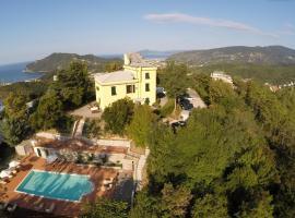 Relais San Rocco, hotel in Sestri Levante