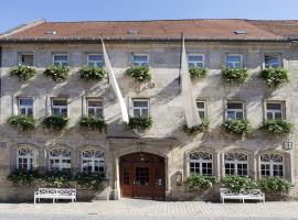Hotel Goldener Anker, Hotel in der Nähe von: Stadthalle Bayreuth, Bayreuth