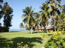 Le Saly Hotel & Hotel Club Filaos, hotel in Saly Portudal
