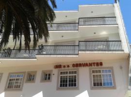 Hotel Cervantes, hotel en Sanxenxo