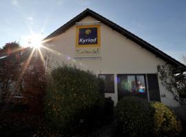 Kyriad Annecy Cran-Gevrier, hotel in Annecy