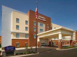 Hampton Inn & Suites San Antonio-Downtown/Market Square, hotel near River Walk, San Antonio