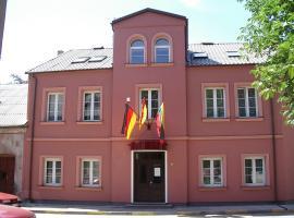 Simon-Dach-Haus, šeimos būstas mieste Klaipėda
