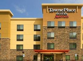 TownePlace Suites by Marriott Missoula, hotel in Missoula