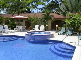Villa Creole, hotel in Jacó