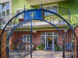 Maximus Spa, hotel with jacuzzis in Dziwnówek