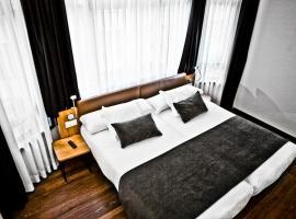 Hotel Lux Santiago, отель в городе Сантьяго-де-Компостела