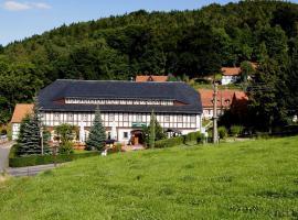 Wanderhotel Sonnebergbaude, Hotel in der Nähe von: Rübezahl Ski Lift, Waltersdorf