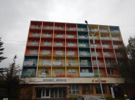 Biznis centrum / ubytovna, hotel in Rožňava