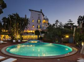 Grand Hotel Il Moresco, hotel with pools in Ischia