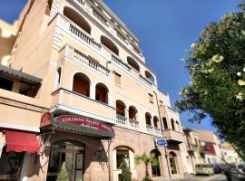 Colonna Palace Hotel Mediterraneo, hotel a Olbia