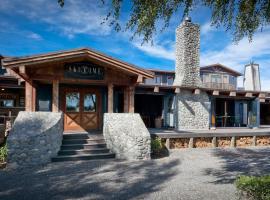 Ski Time, hotel in Methven