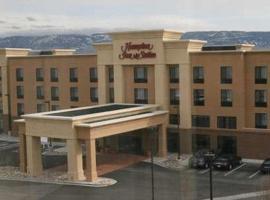 Hampton Inn & Suites Casper, hotell i Casper