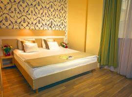 Hotel Trianon, hotel near Gara de Nord Metro Station, Bucharest