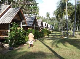 Green Chilli Bungalows, resort in Ko Lanta